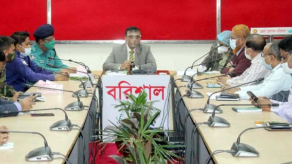 Barisal Deputy Commissioner urges to refrain from organizing events without permission