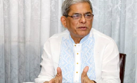 Those involved in the fire in the slums should be brought under the law: Fakhrul